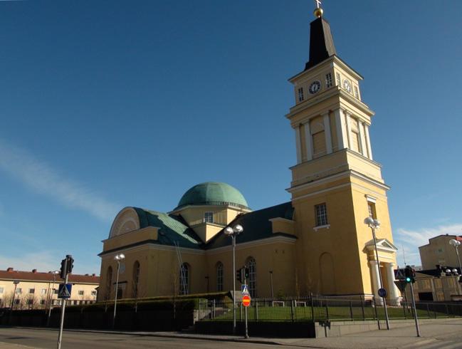 Кафедральный собор Оулу