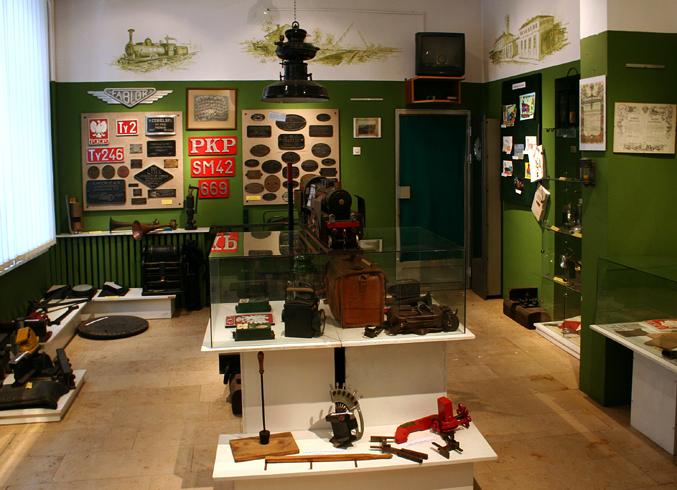 Музей истории железной дороги