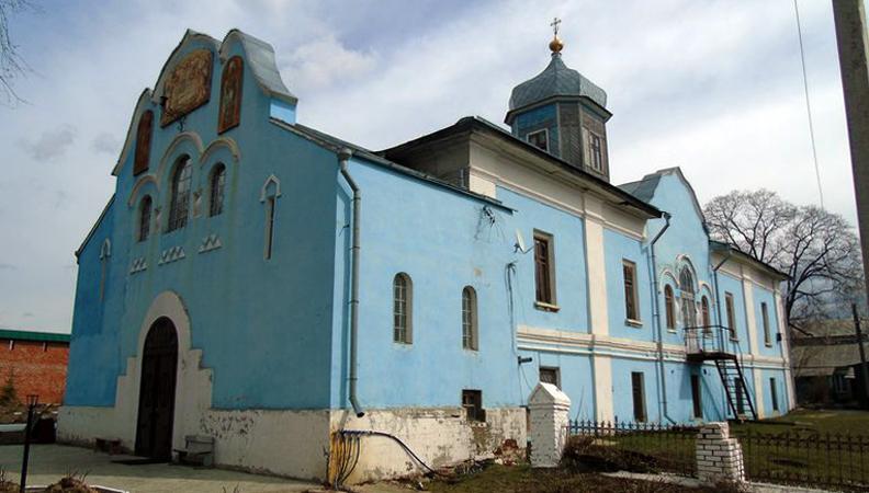 Козловский Свято-Троицкий мужской монастырь