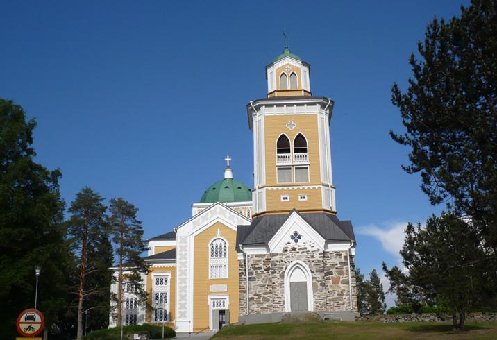 Церковь Керимяки