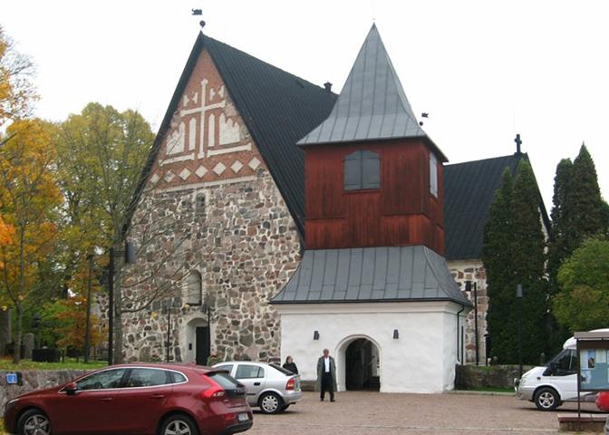 Церковь апостола Матфея