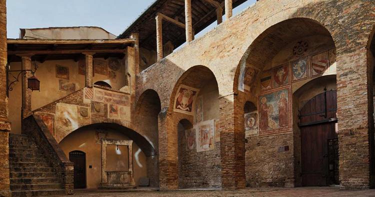Музеи Сан-Джиминьяно
