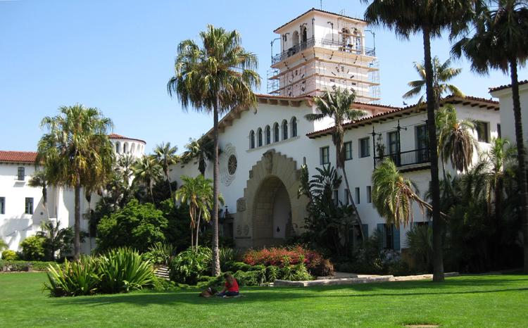 Здание суда округа Санта-Барбара