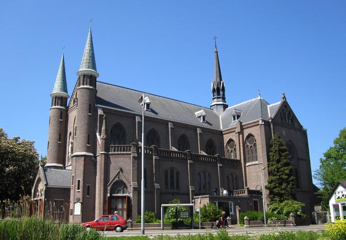 Большая церковь св. Лаврентия