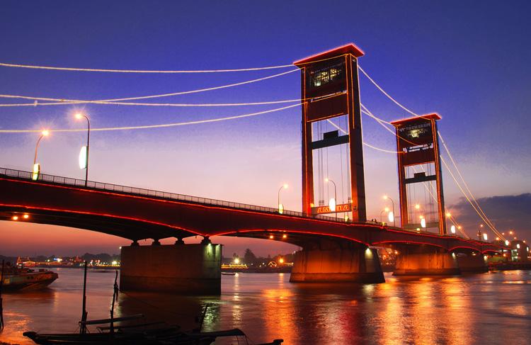 Мост Ampera