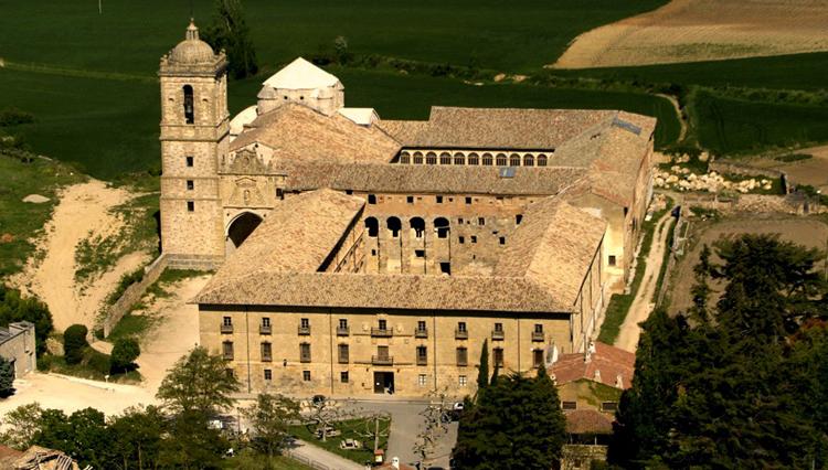 Monasterio De Santa Maria La Real De Irache