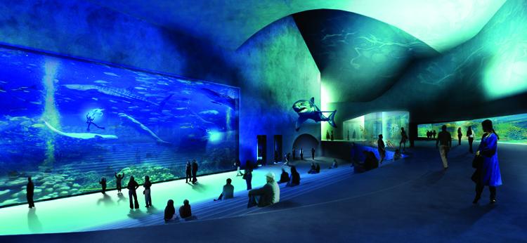 Датский аквариум