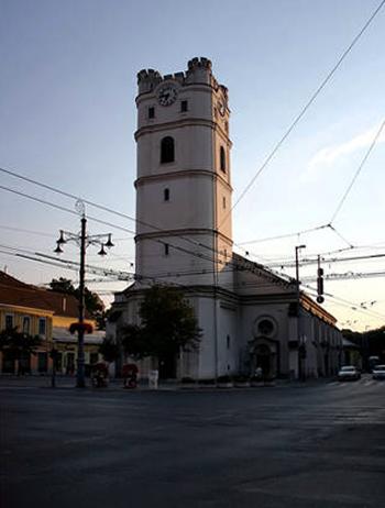 Маленькая Кальвинистская церковь