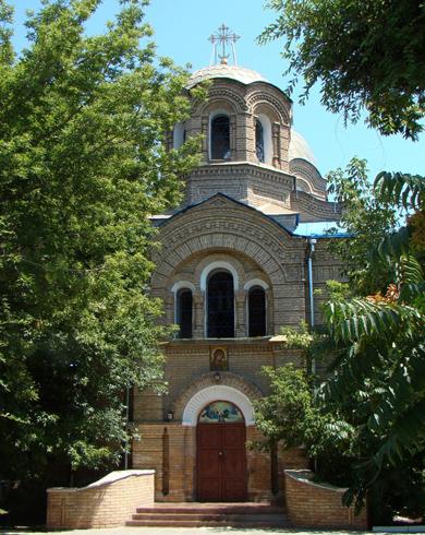 Свято-Казанский храм иконы Божией Матери