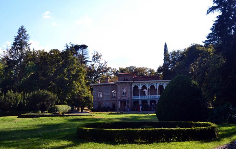 Село Цинандали