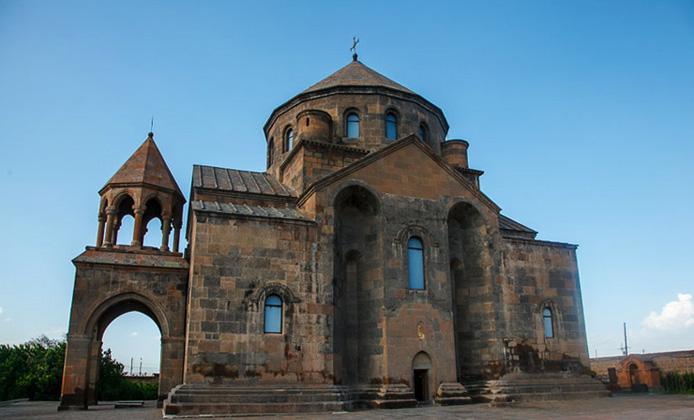 Храмовый комплекс Эчмиадзин