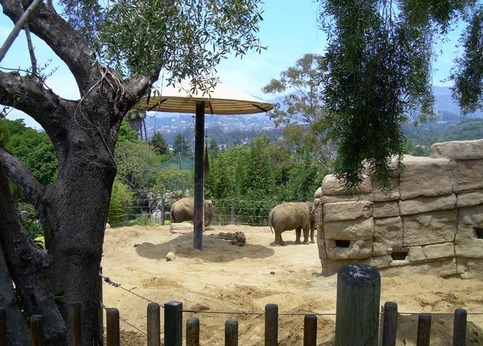 Зоопарк Санта-Барбары
