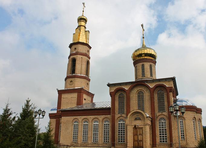 Храм Воскресения Христова в Нижнекамске