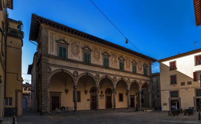 Библиотека Фортегуэрри
