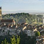 Достопримечательности Фрибурга: фото и описание