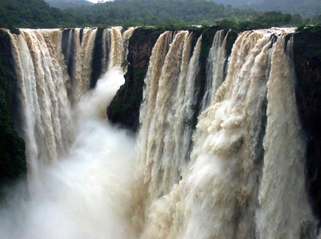 Водопад Герсоппа