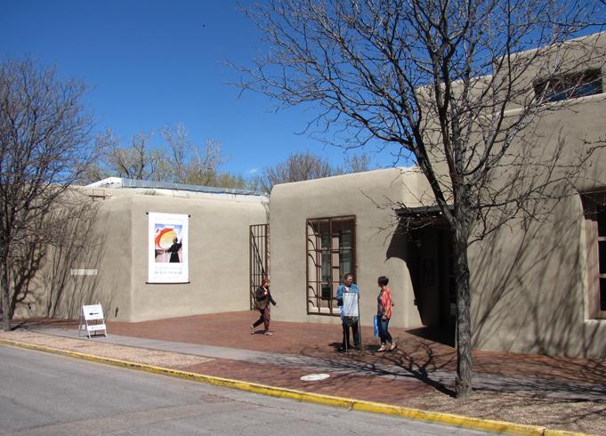 Музей Джорджии О'Кифф