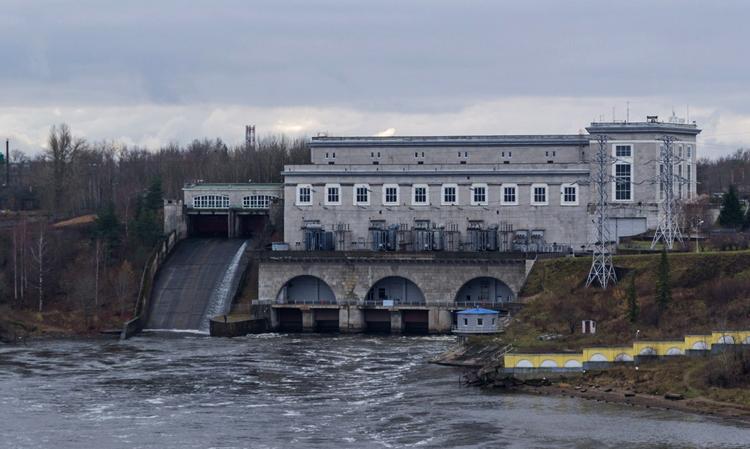 Нарвская ГЭС