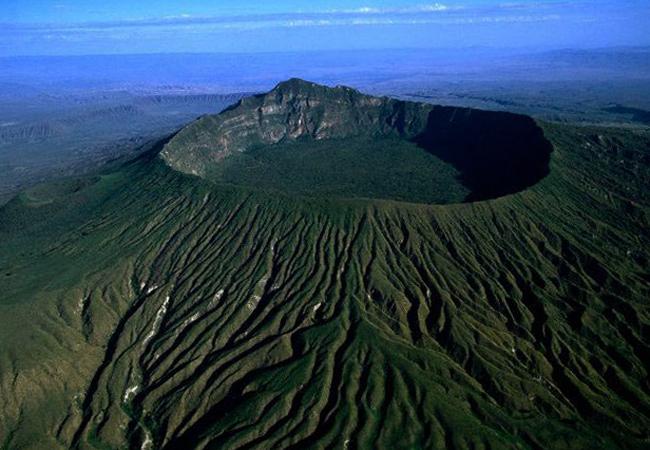 Заповедная территория горы Лонгонот