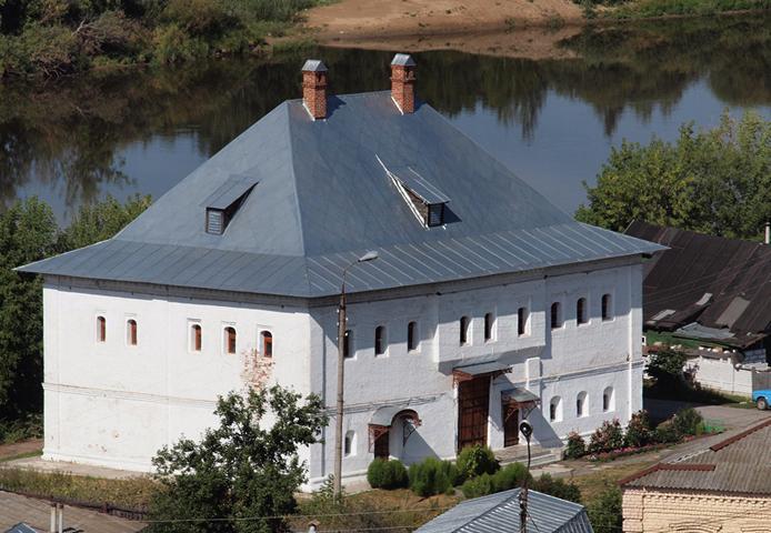 Дом Канонникова