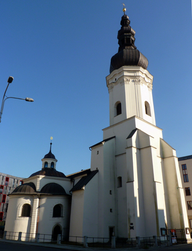 Церковь Святого Вацлава