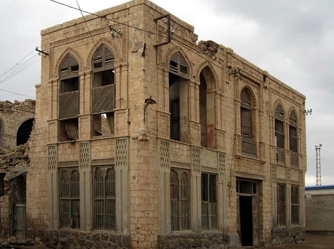 Дом Мамуда Мохаммеда Нахари В Массауа