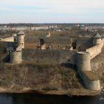 Ивангород — достопримечательности и что посмотреть
