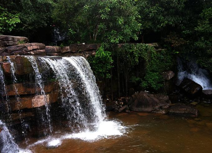 Водопад Кбал Чхай