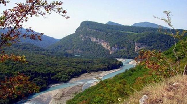 Кодорский перевал