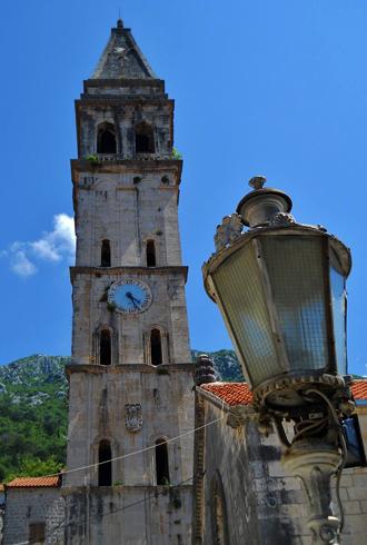Колокольня церкви святого Николы