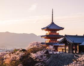 Знаменитые достопримечательности Киото