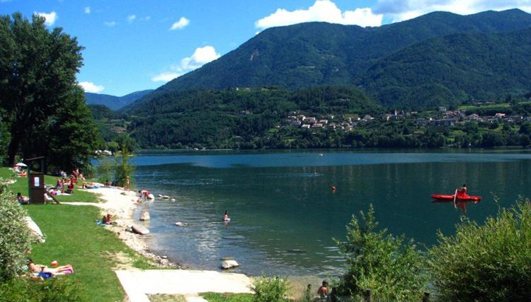 Озеро Кальдонаццо