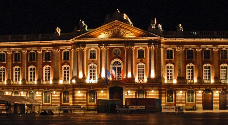 Тулузская ратуша