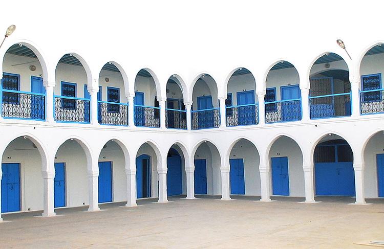 Синагога Эль-Гриба