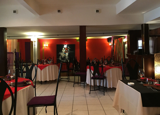 Ресторан L'Ovalie