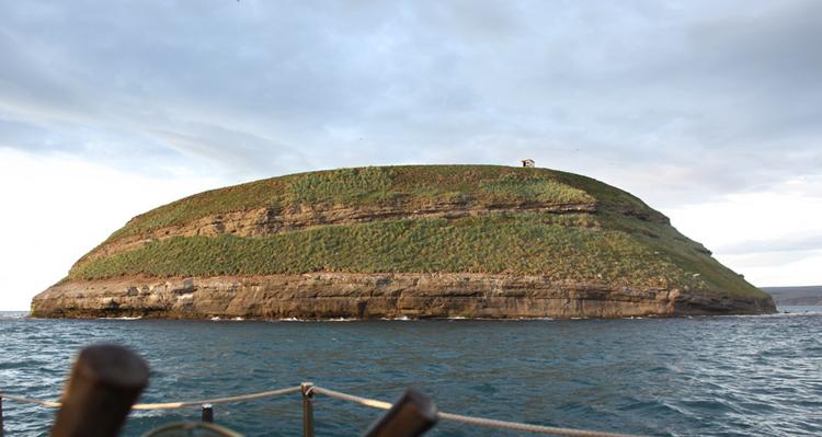 Остров Лунди