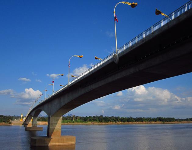 Мост тайско-лаосской дружбы