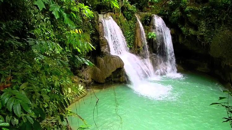 Водопады Маг - Асо