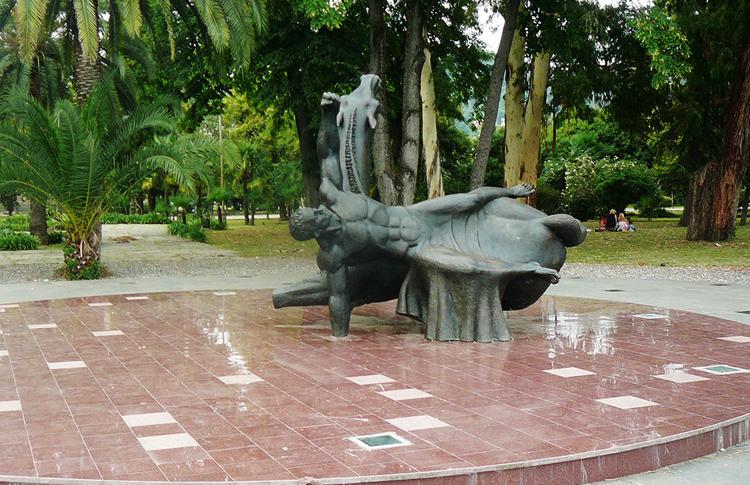 Памятник махаджирам