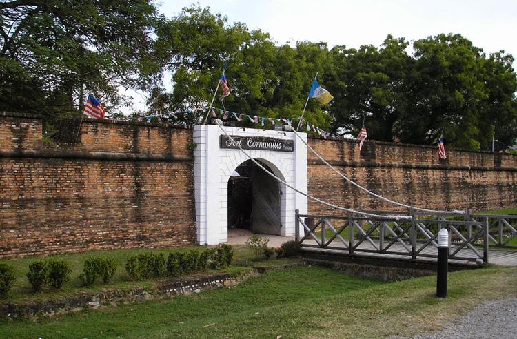 Форт Корнваллис