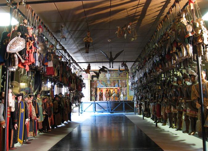 Музей марионеток