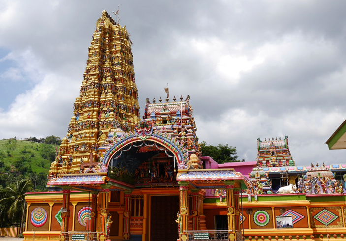 Храм богини Ума Парвати