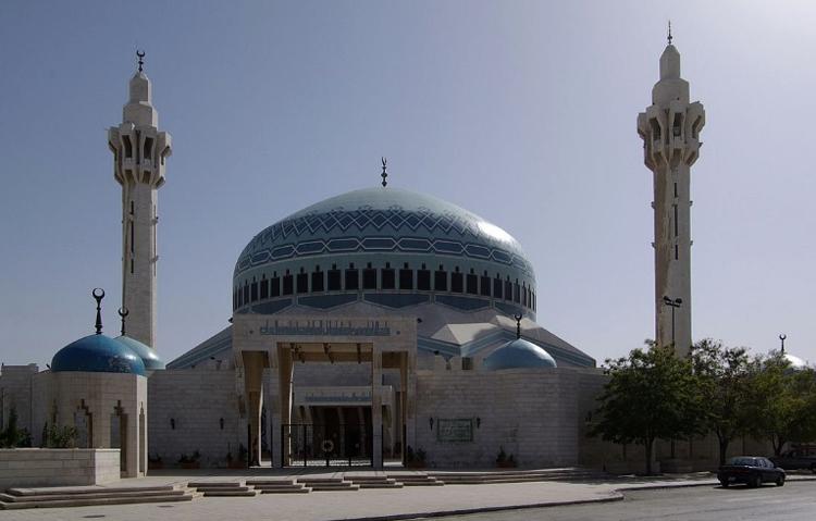 Мечеть короля Абдаллы