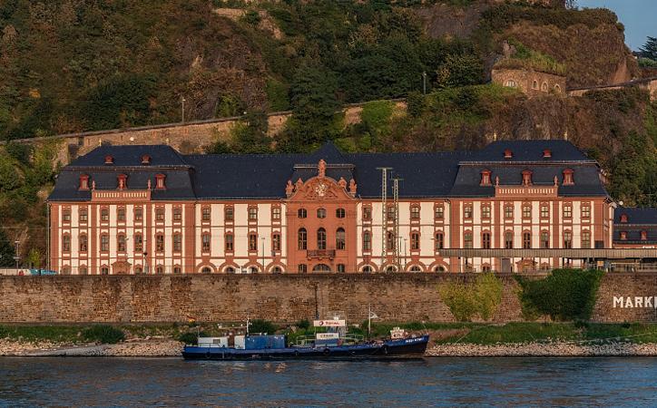 Замок Филиппсбург