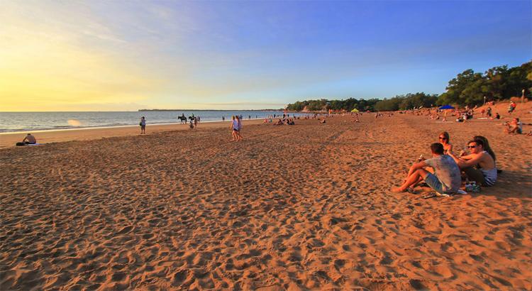 Пляж Миндил Бич