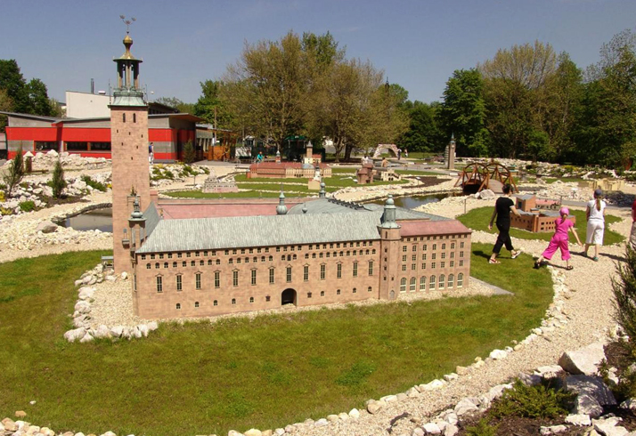 Парк миниатюр Miniuni
