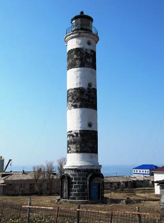 Основной маяк в Холмске