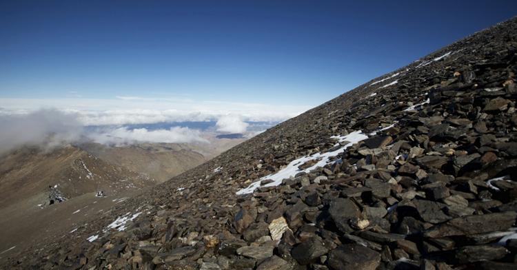 Гора Муласен