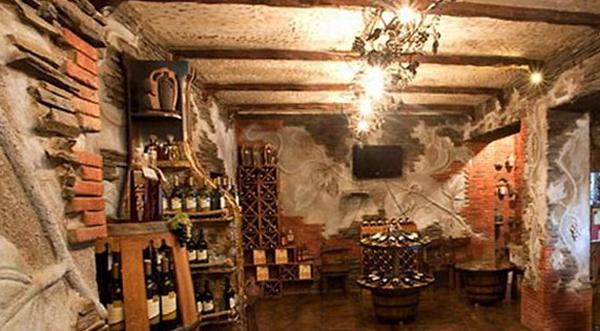 Музей лозы и вина «Вазиани»