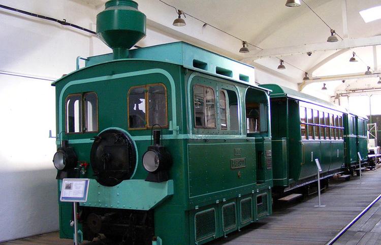 Музей общественного транспорта Будапешта